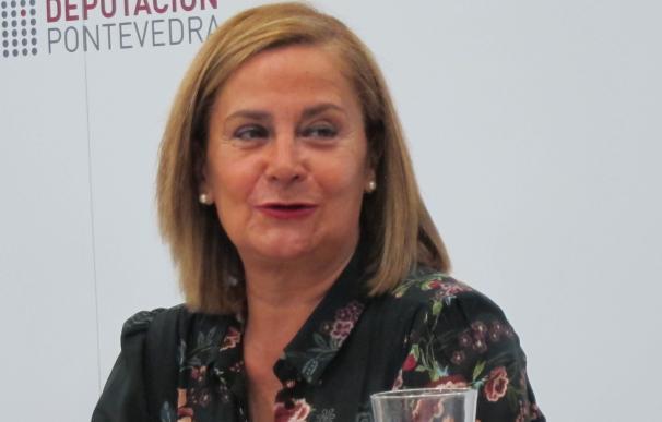 """Carmela Silva cree que los problemas del PSdeG tienen """"nombre y apellidos: Pilar Cancela y Pedro Sánchez"""""""
