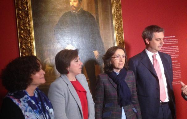 """Exposición homenajea a los Tendilla, los """"señores de la Alhambra"""" del siglo XV al XVIII"""