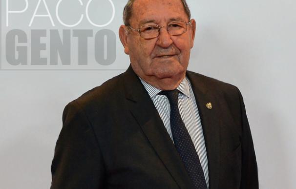 Paco Gento, nuevo presidente de honor del Real Madrid