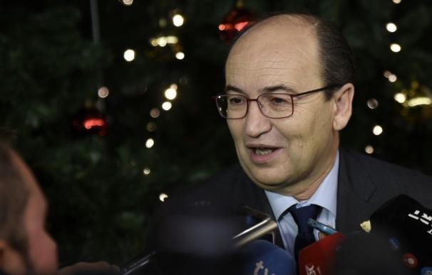 """Pepe Castro: """"Respeto la opinión de la AFA de Sampaoli, pero en nuestra cabeza solo cabe la cláusula completa"""""""