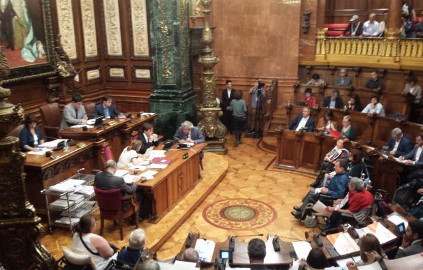 La Guardia Urbana de Barcelona estudiará grabar sus actuaciones y reforzará Asuntos Internos
