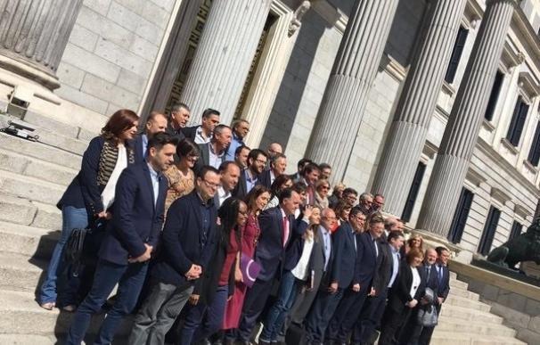 PP, PSOE, Podemos, Compromís e independentistas defienden en el Congreso más inversiones en la Comunitat