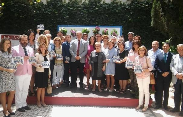 Diputación y Fundación Viana entregan los 18 premios del III Concurso de Patios, Rincones y Rejas