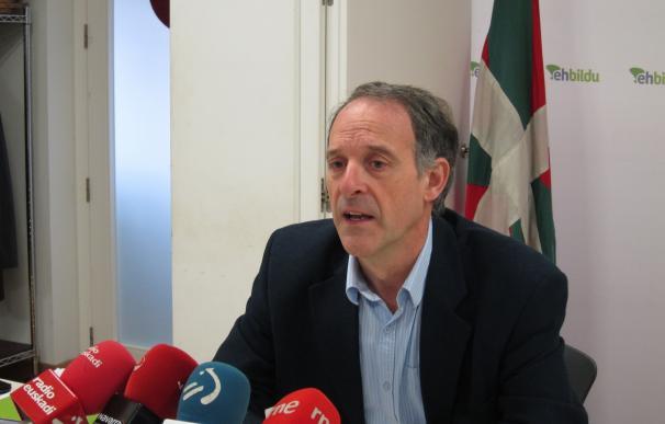 """Bildu ve """"absolutamente injustificadas"""" las detenciones por calumnias a las FCSE y dice que son """"una venganza política"""""""