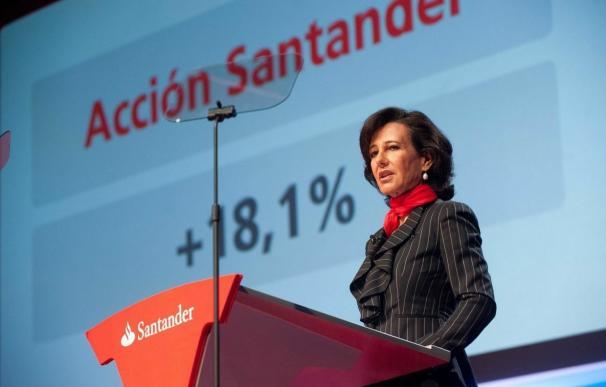 Sol Daurella será la quinta mujer en el consejo de Banco Santander.