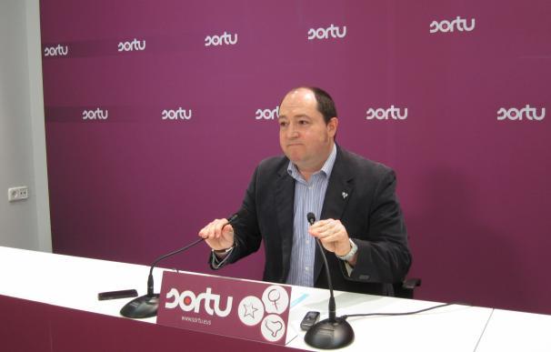 """Sortu dice que las detenciones """"evidencian que el Estado utiliza la violencia para imponer su versión"""""""