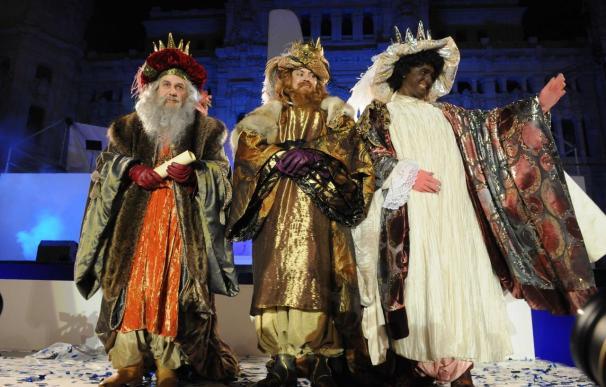 Los Reyes Magos registrarán mañana una carta en el Ayuntamiento para denunciar la eliminación de cabalgatas de barrio