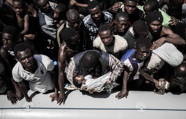 El tráfico de refugiados está a punto de superar al narcotráfico