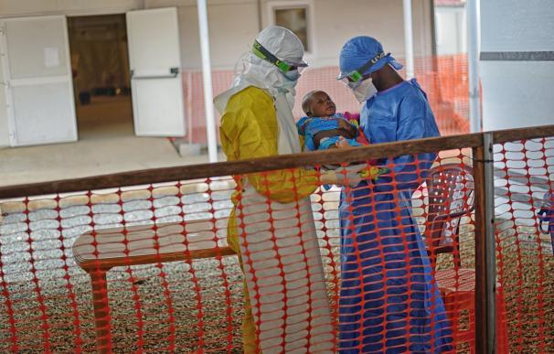 Nubia, el último paciente de ébola en Guinea