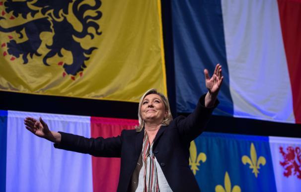 No ven a Le Pen como presidenta