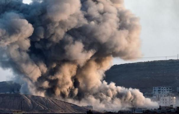 Alta tensión entre Siria y la Coalición por un supuesto bombardeo al ejército de Al Assad