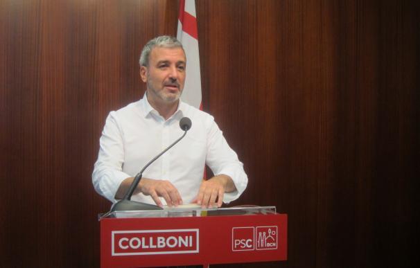 """Collboni (PSC) critica que el Govern """"hable de un país mejor mientras no pone nada en guarderías"""""""