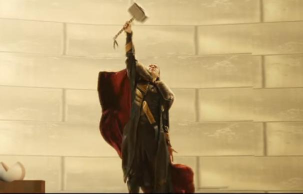 Sale a la luz una escena eliminada de Thor./Youtube