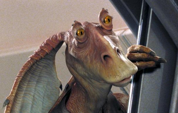Jar Jar Binks no estará en 'Star Wars: El despertar de la Fuerza' / Lucasfilm