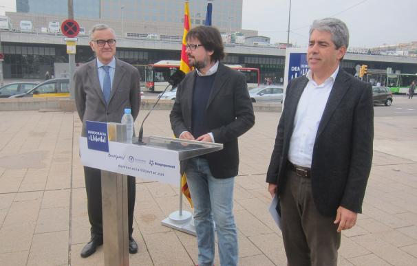 """La última de Homs: pide un Estado para que las decisiones no se tomen """"en el palco del Bernabéu"""""""