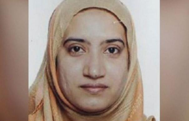 Tashfeen Malik autora de la masacre de California