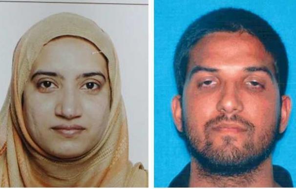 Así era la pareja que aterrorizó San Bernardino
