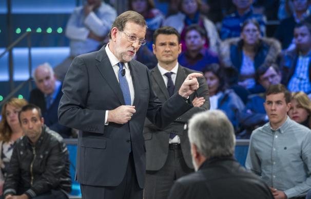 Mariano Rajoy en La Sexta