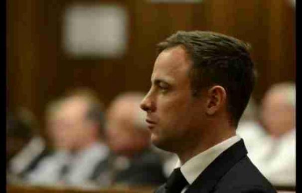 Oscar Pistorius fue condenado a cinco años de cárcel por el homicidio de su novia