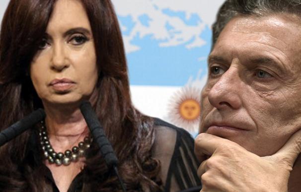 Cristina vs Macri