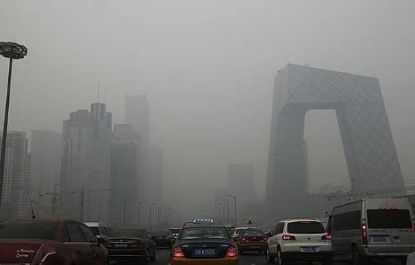 Pekín emite por primera vez alerta roja por contaminación