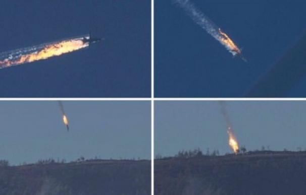 La caja negra del cazabombardero ruso ha sido abierta este viernes en directo