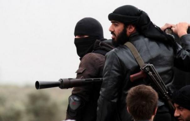 Combatientes de Al Qaeda/ AFP