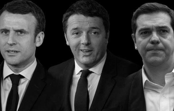 Macron se une al club mundial de los elegidos antes de los 40
