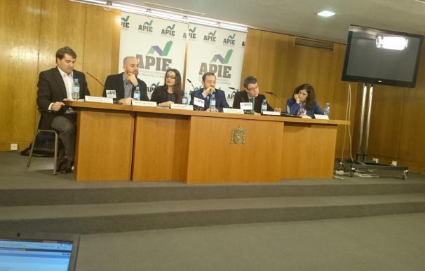 Debate de los responsables económicos de los principales partidos.