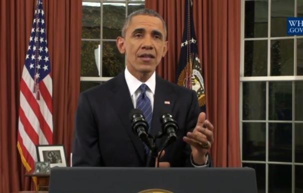 """Obama sostiene que el terrorismo ha entrado en una """"nueva fase"""" pero que EEUU lo derrotará"""