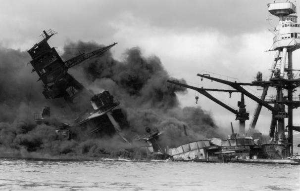 Hoy se cumplen 70 años del ataque a Pearl Harbor.