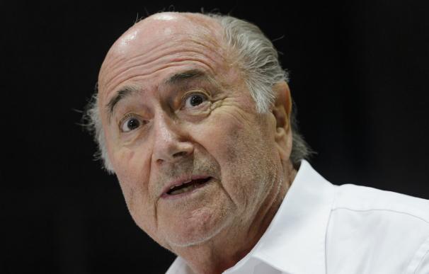 El FBI investiga el papel de Blatter en el escándalo sobre derechos de difusión / AFP