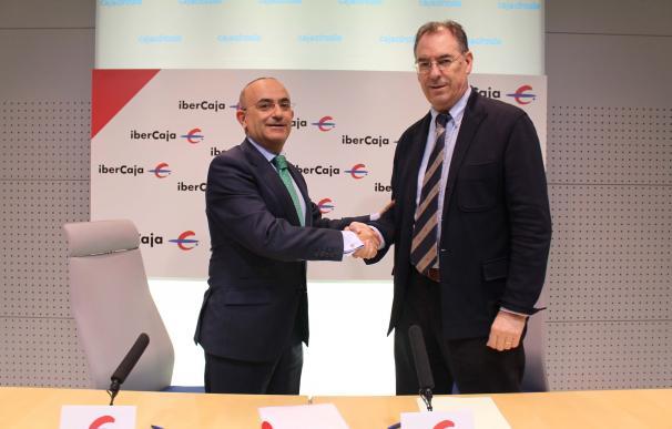 Ibercaja y FAE renuevan su convenio de colaboración para la promoción empresarial en Burgos