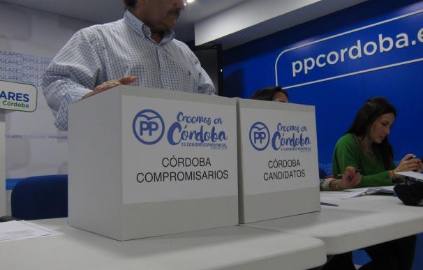 """La organización del congreso del PP defiende """"la imparcialidad"""" del proceso y """"cumplimiento de la normativa"""""""