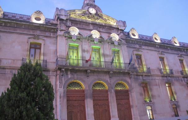 Diputación se iluminará de morado los días 9 y 10 de mayo como muestra de apoyo a las personas con Lupus