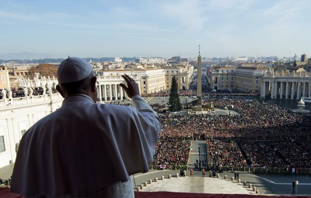 Papa Francisco (25 de diciembre de 2015)