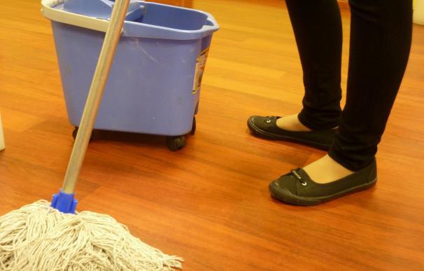 Broto reclama la mejora de las condiciones laborales en el ámbito del trabajo doméstico