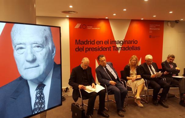 """Munté ve en Tarradellas un """"referente imprescindible"""" del derecho a decidir"""