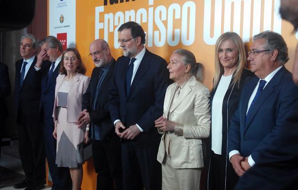 """Rajoy sobre 'Patria': """"Ante los derechos individuales de los seres humanos, nada son las patrias ni los territorios"""""""