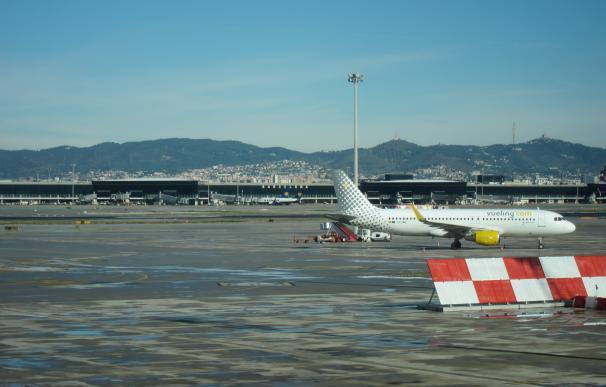 El Aeropuerto de Barcelona retoma la operativa especial de facturación de pasajeros de cruceros