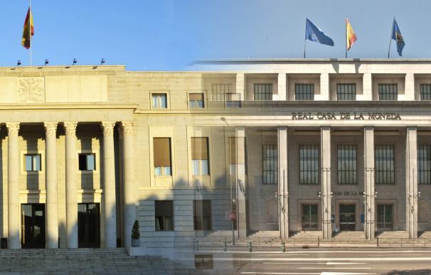 Real casa de la moneda y el CSIC