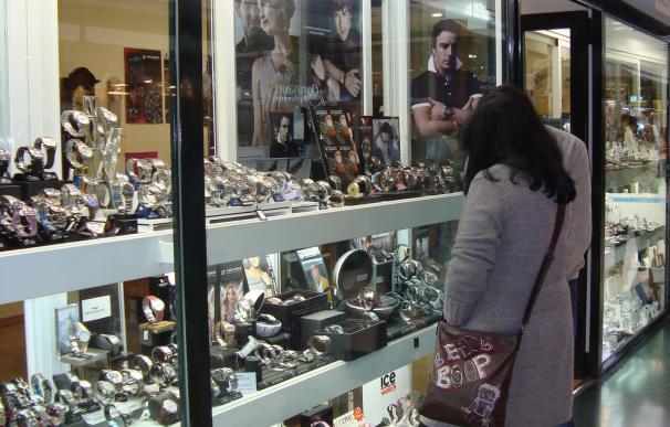 Suben un 2% las ventas del comercio minorista en noviembre con un ligero incremento de la ocupación del 0,9%