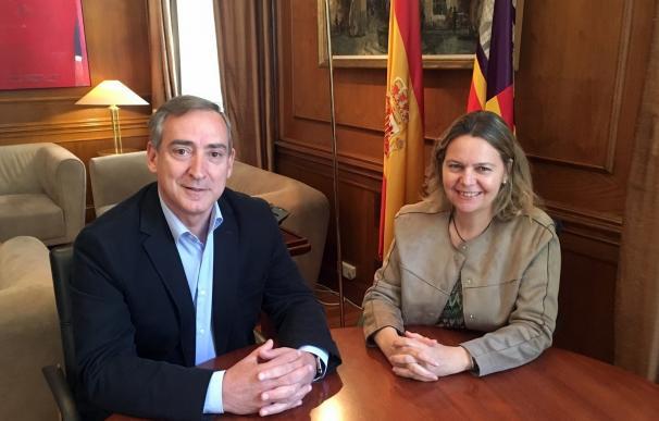Simarro se incorpora como jefe de la Demarcación de Costas en Baleares