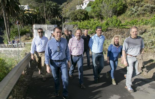 Promueven el desarrollo del sector primario en Taganana (Tenerife)