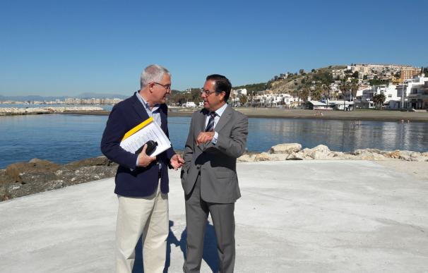 El Gobierno aporta más de 80.00 metros cúbicos de arena en las playas de la capital