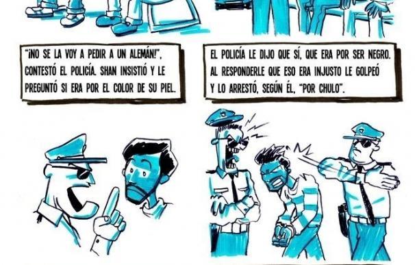 Un joven demanda a España ante el Tribunal Europeo de Derechos Humanos contra las detenciones por perfil étnico