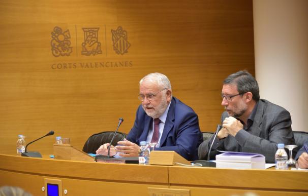 """Cotino dice que nunca ha """"facilitado ni favorecido"""" con decisiones """"a ninguna empresa ni de familia ni de nadie"""""""