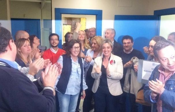 Los afiliados del PP de Soria reeligen como presidenta a Mar Angulo