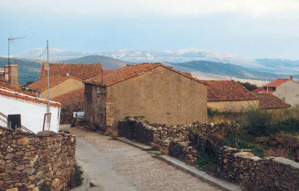 La Acebeda, en la Sierra de Madrid.