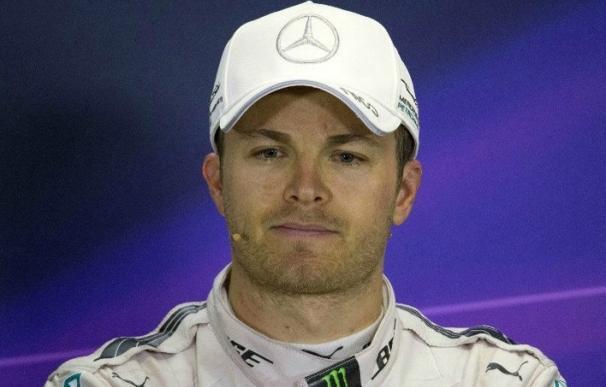 """Rosberg: """"Ha sido una calificación excepcional para mí"""""""